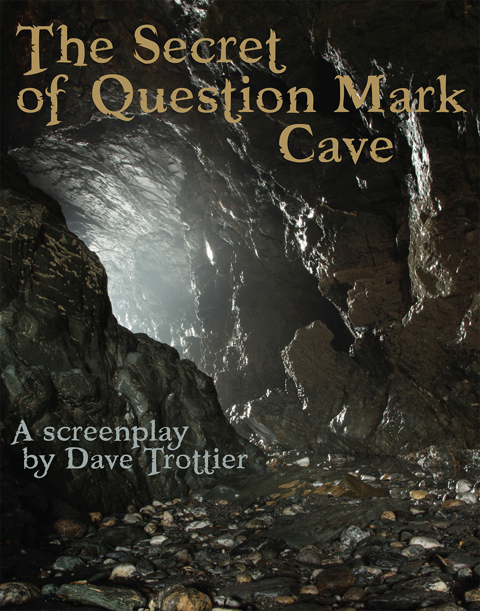 The Secret of Question Mark Cave