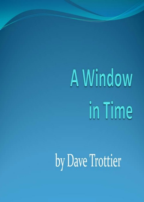 A window in time Kindle edition